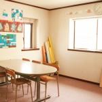 3階の明るいクラスルーム