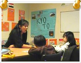 帰国子女Language Artクラス写真